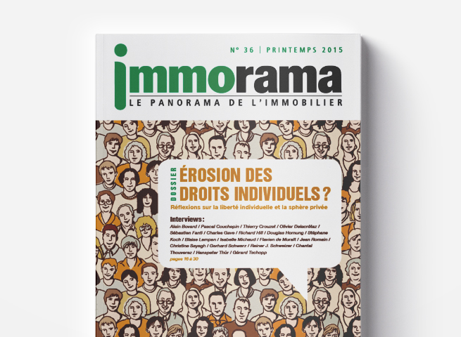 Couverture Immorama 36