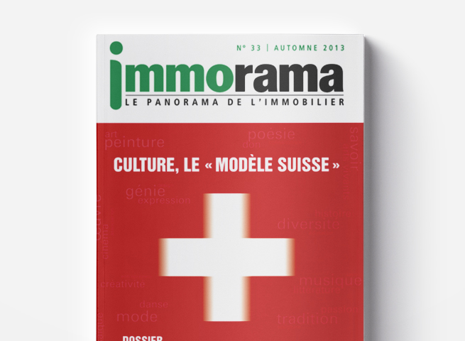 Couverture Immorama 33
