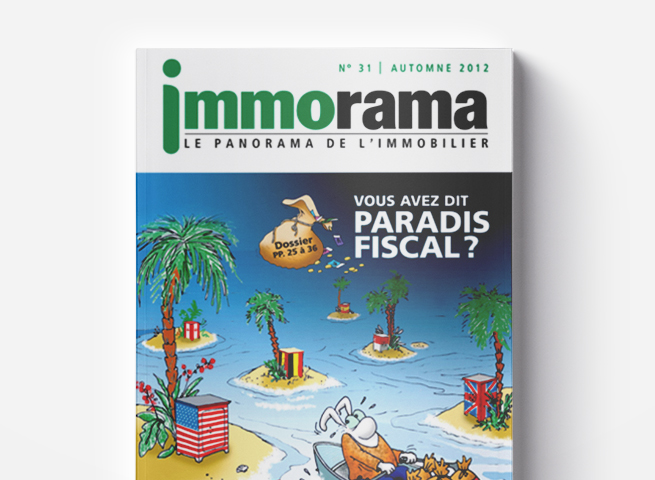 COUVERTURE IMMORAMA 31