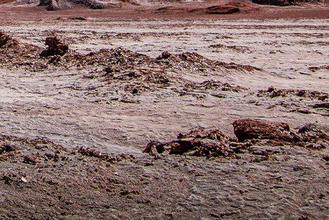 Photo du désert