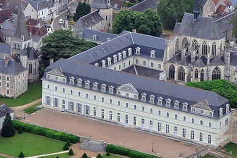 L'abbaye de Pontlevoy, bientôt millénaire, accueille à nouveau des élèves depuis la rentrée 2019